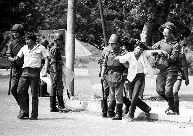 Беспорядки в Ташкенте, 1969 год