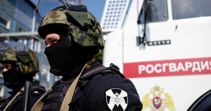 Росгвардия продолжает пытаться нормализовать ситуацию в Кабардино-Балкарии