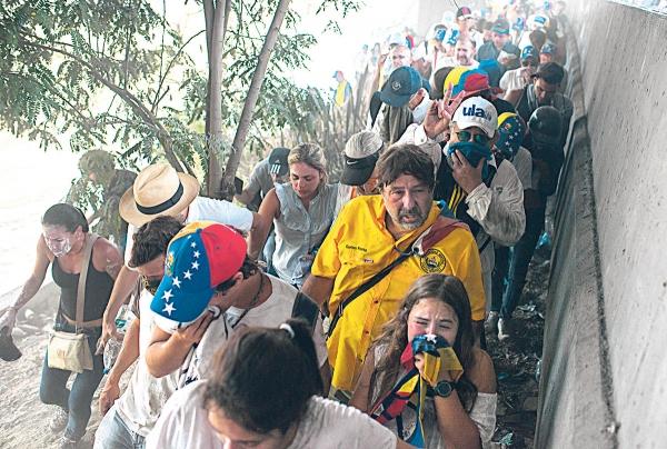 Социал-популистский эксперимент привёл Венесуэлу к экономическому коллапсу