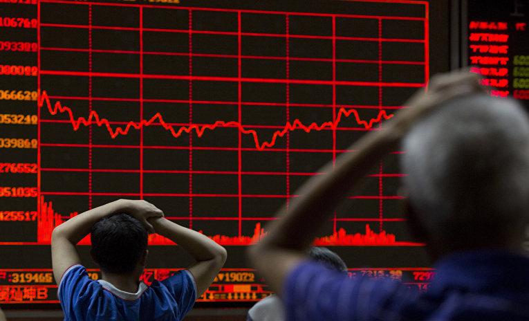 Китайская экономика начинает испытывать трудности
