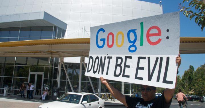 Breitbart опубликовал видео где руководство Гугла даёт указания влиять на политику в США