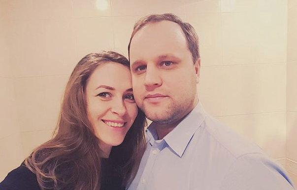 Павел и Екатерина Губаревы
