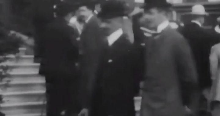 Кинохроника Российской империи 1910-1913 годов
