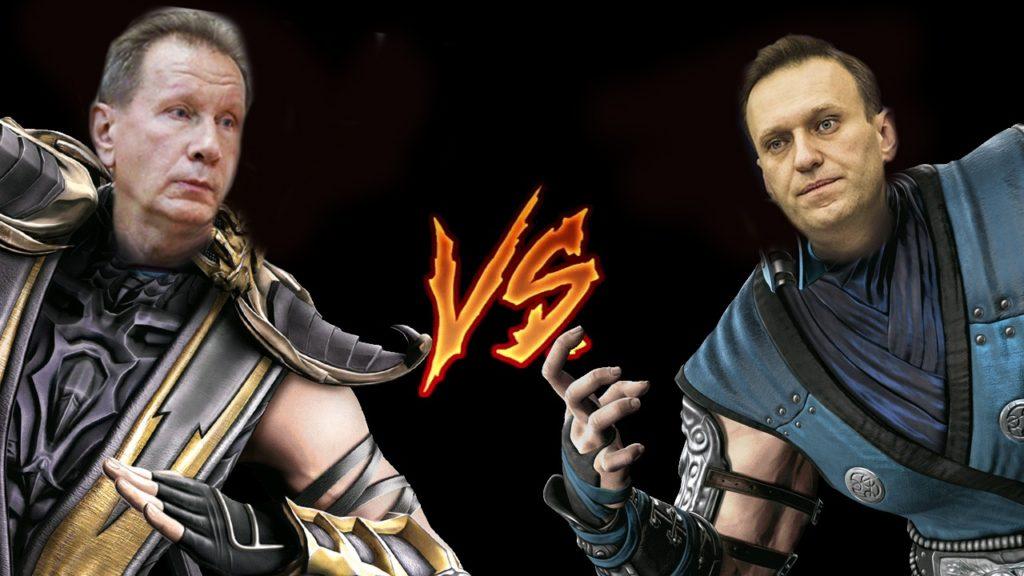 Золотов vs Навальный