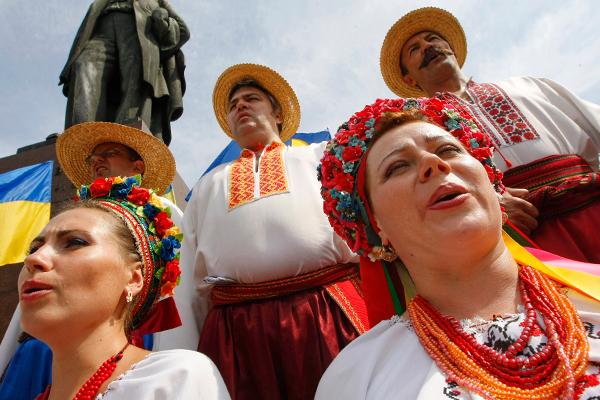 Большевики отцы украинской нации
