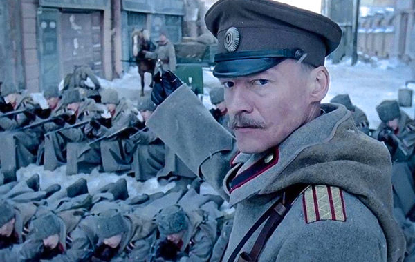 Кадр: телесериал «Белая гвардия»