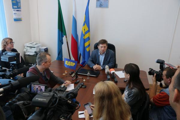 Сергей Фургал, выборы в Хаюаровске