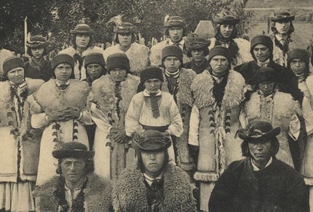 Жители Западной Украины