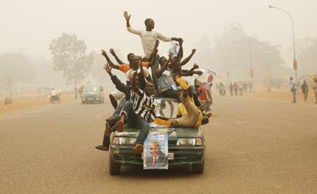Люди Центральная Африканская Республика