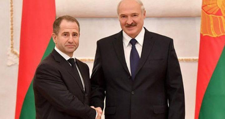 Лукашенко и Бабич