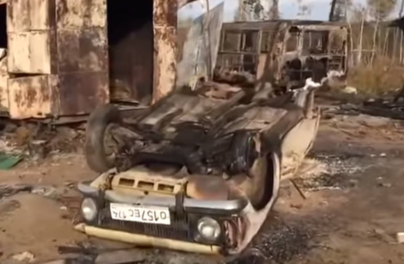 Последствия драки в селе Темясово Баймакского района