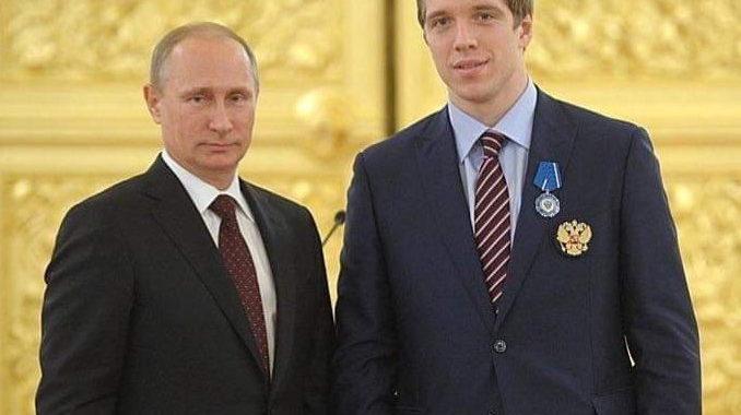Кулёмин и Путин