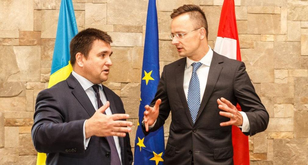 Венгрия и Украина высылают дипломатов друг друга