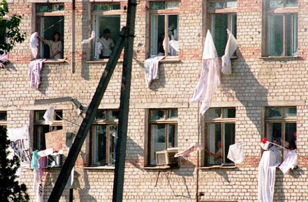 Больница Будёновска, 1995 год