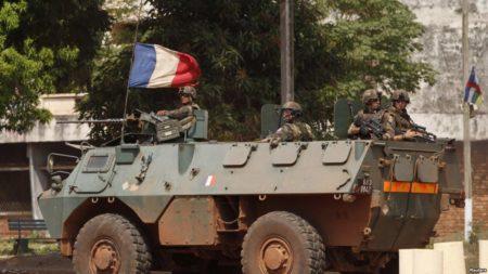 Французская армия в Африке