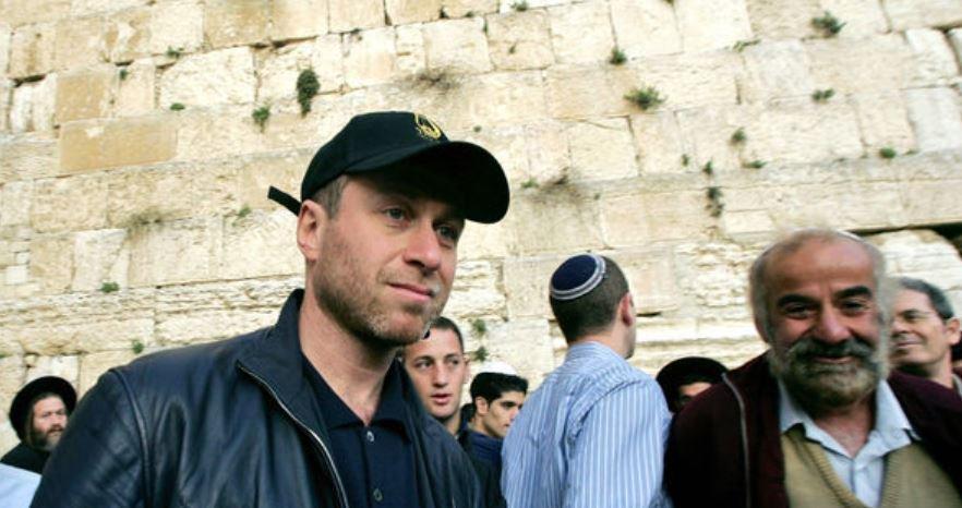 Абрамович в Израиле