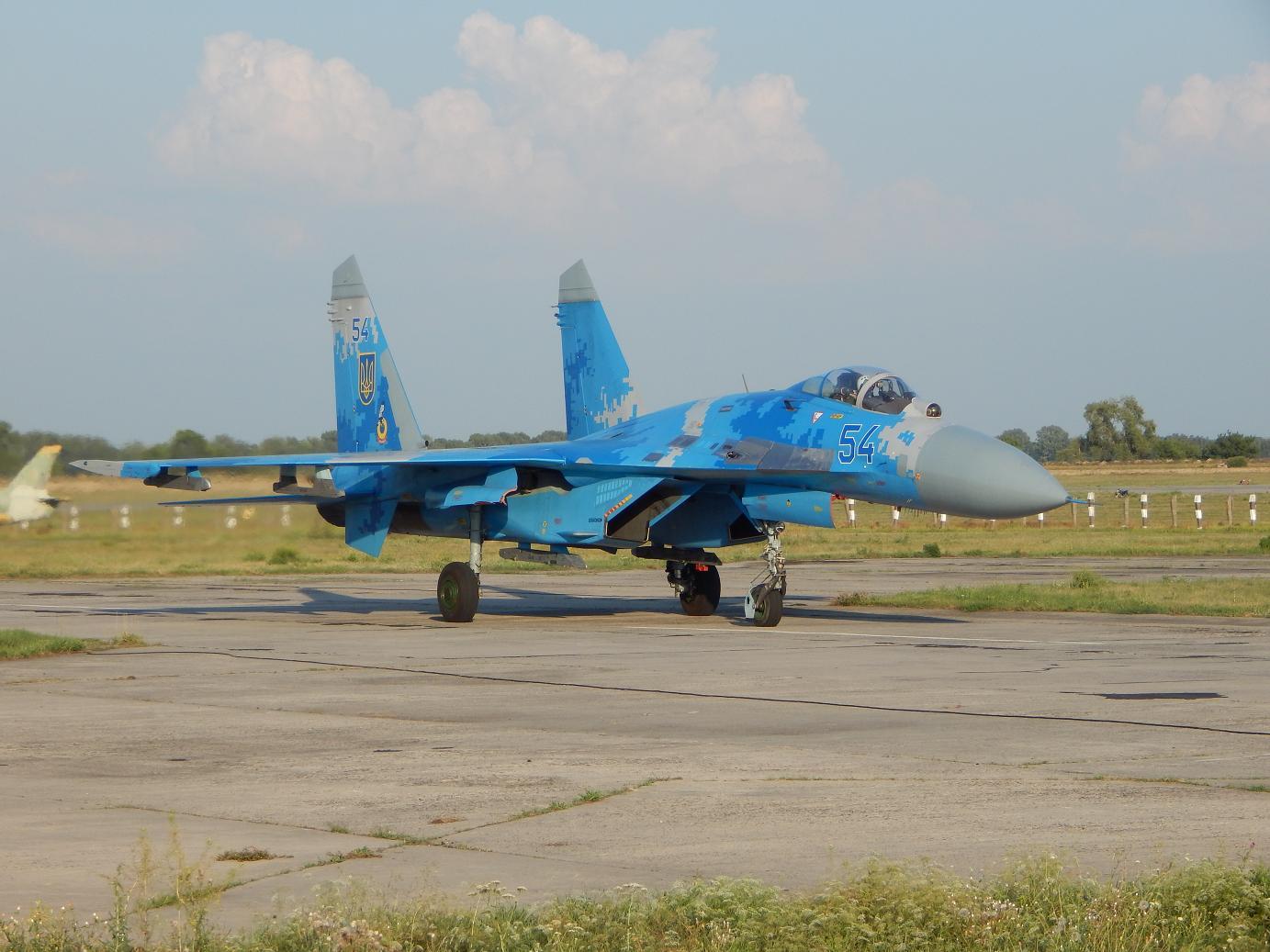 Су-27 Украина