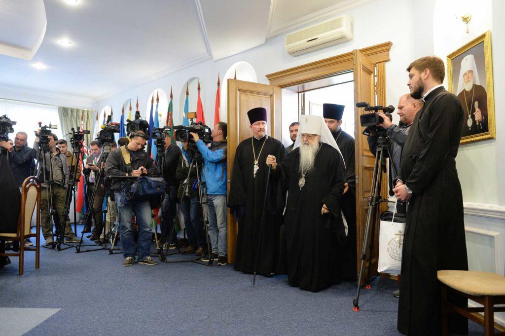 Синод РПЦ в Минске