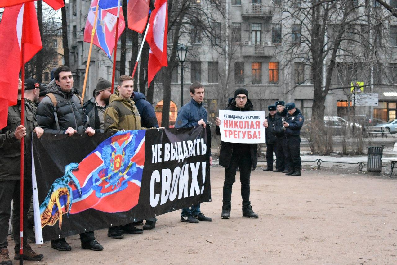 Не выдавать ополченцев Донбасса