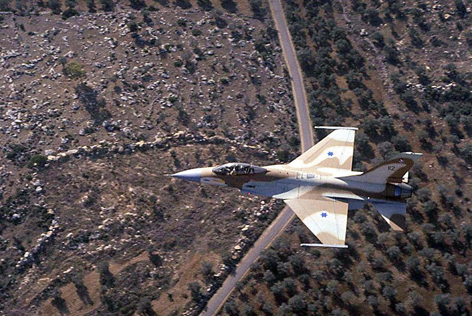 Самолёт Израиля