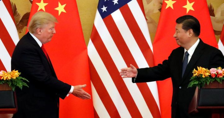 Трамп Китай