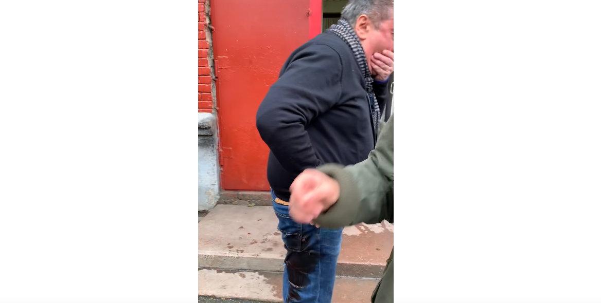 Нападение на отряды Путина