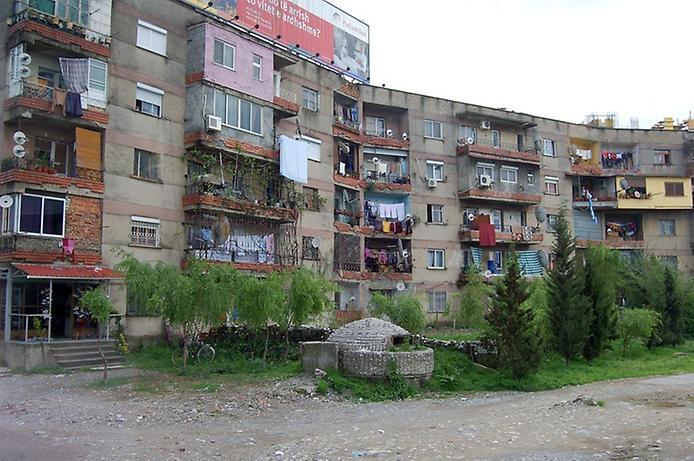 Албания бункер
