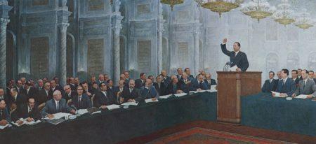 Выступление товарища Энвера Ходжа на Московском совещании представителей 81 коммунистической и рабочей партии 16 ноября 1960 года
