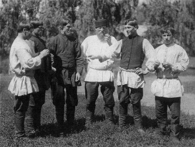 Крестьяне Нижегородской губернии