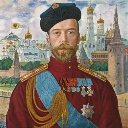 Император Николай II, 1916 год. Государственный Русский музей, Санкт-Петербург