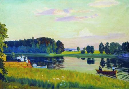 Конкола (Финляндия) 1917 год. Частная коллекция