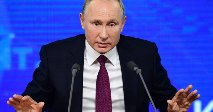 Игорь Стрелков о пресс-конференции Путина