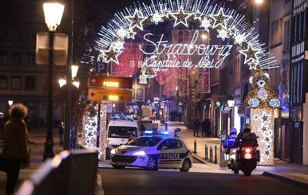 Стрельба на Ярмарке в Страсбурге