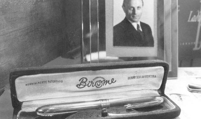 Ручка Ласло Биро