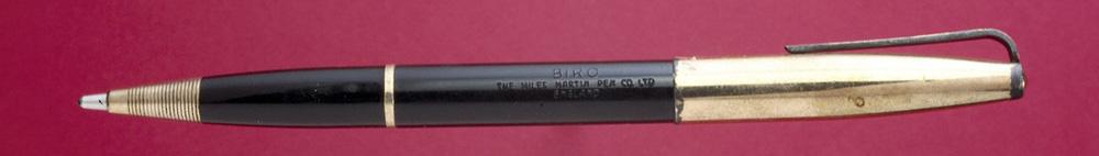 Первая шариковая ручка в Европе
