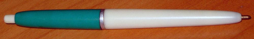 Первая советская шариковая ручка, 1965 год
