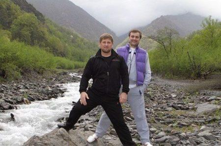 Кадыров и Сурков