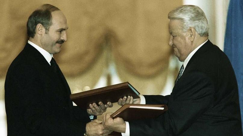 Подписание Союзного договора, 1999 год