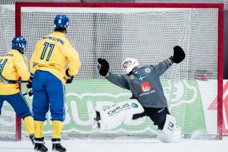 Сборная Россия стала Чемпионом мира по хоккею с мячом 2019