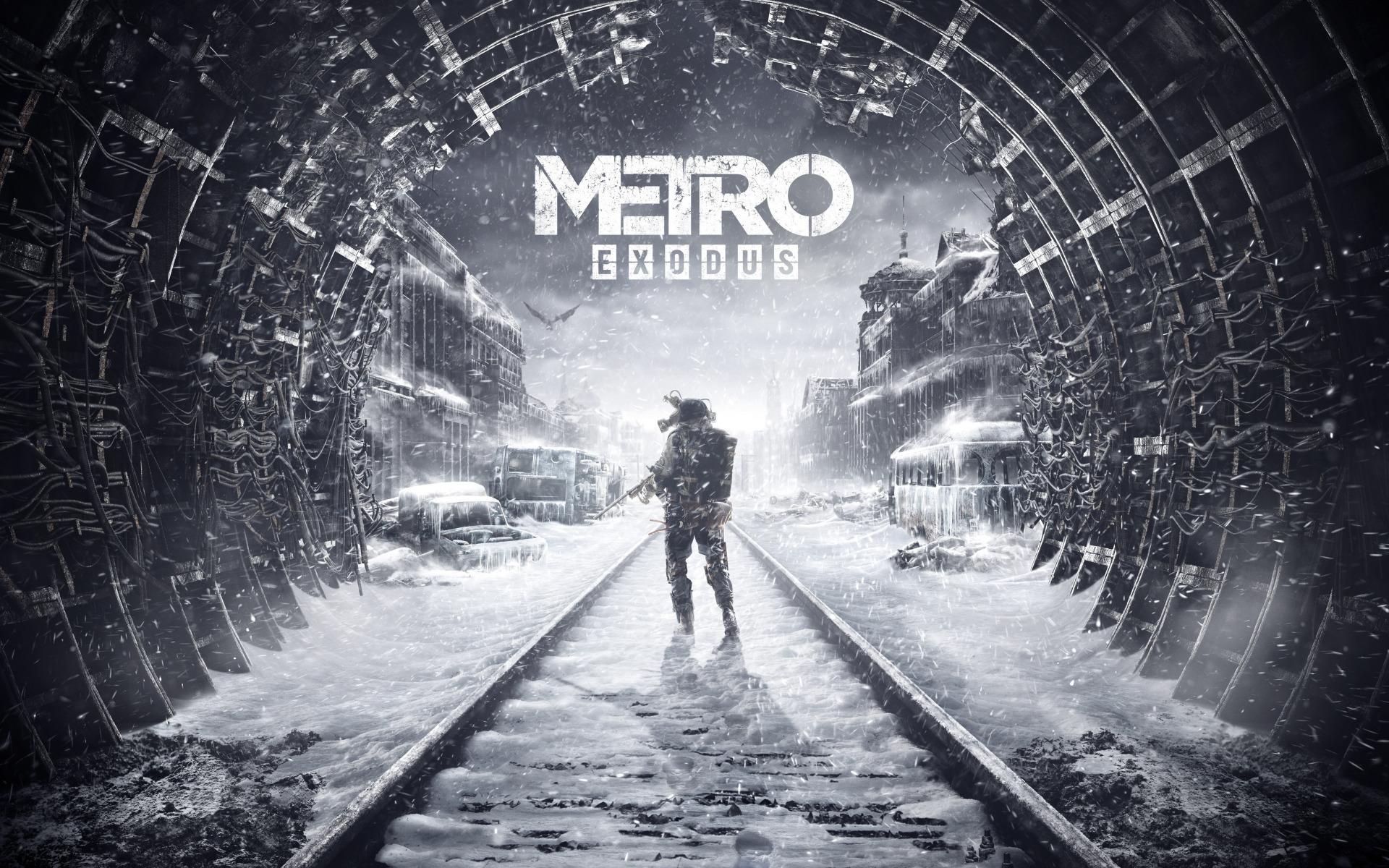 Обои metro exodus