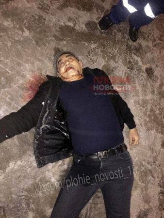 Убитый азербайджанец
