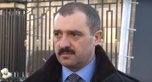 Виктор Лукашенко - старший сын Александра Лукашенко