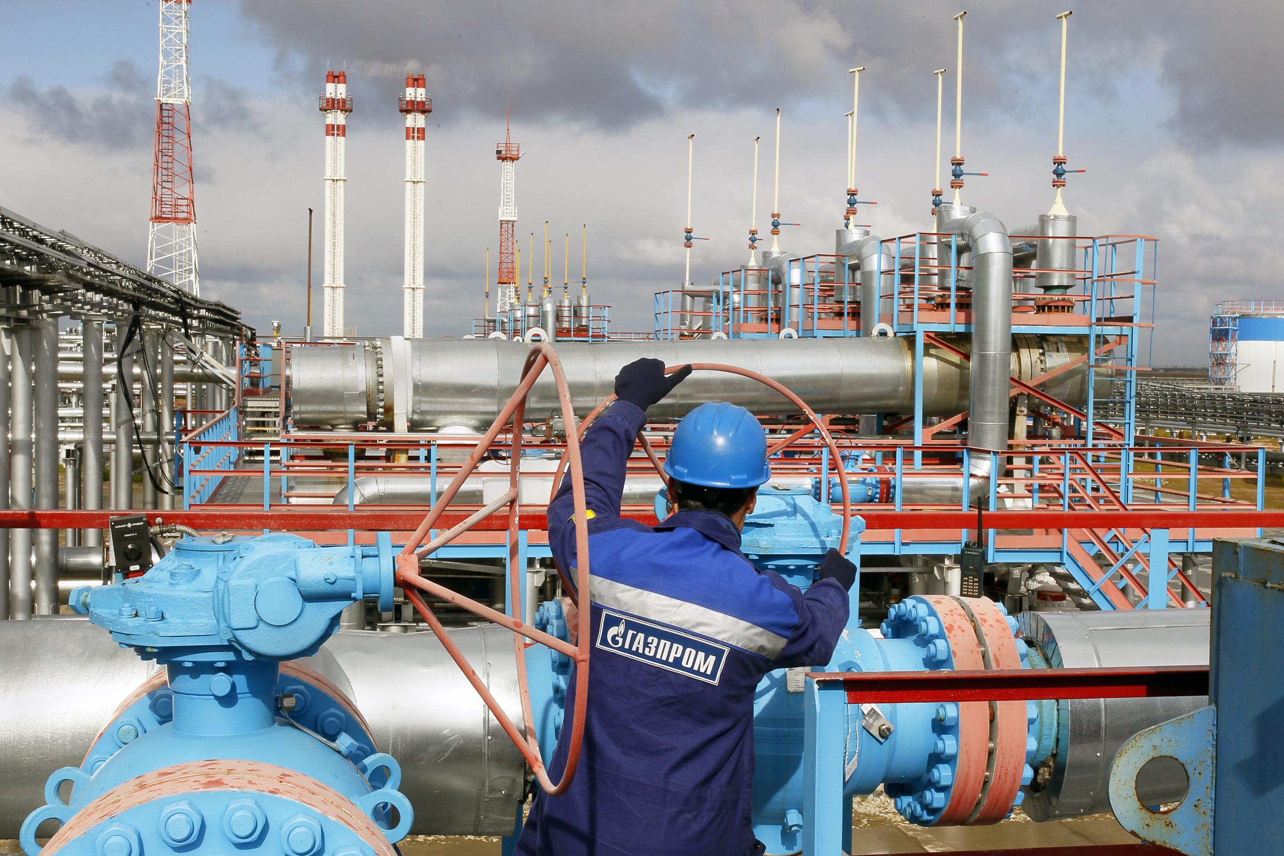 «Газпром» может прекратить транзит газа через Украину с 2020 года