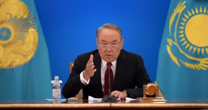 отставка Назарбаева