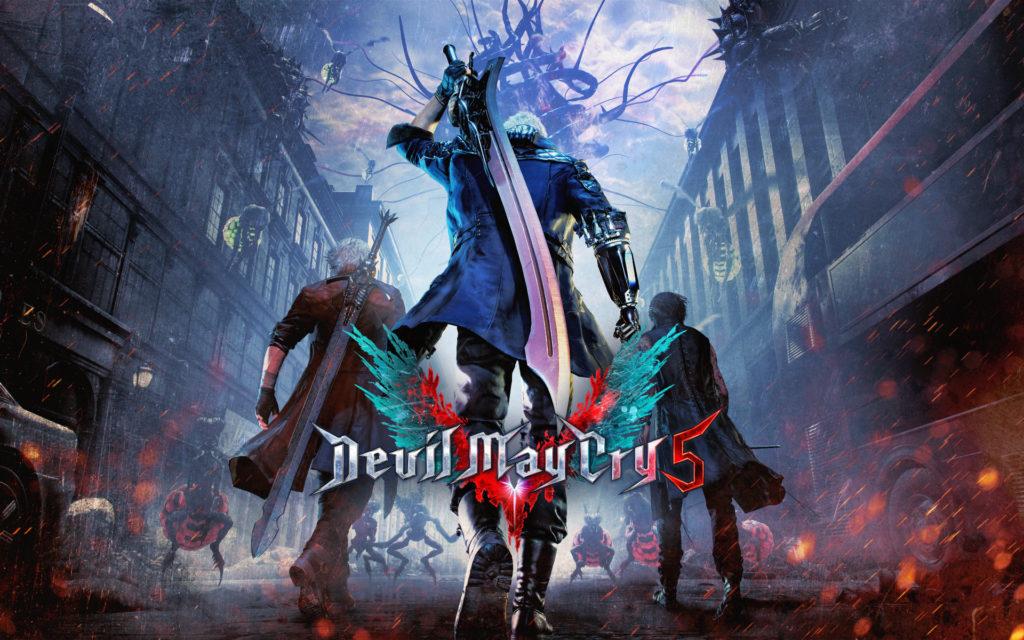 Обзор Devil May Cry 5: весёлая охота на демонов