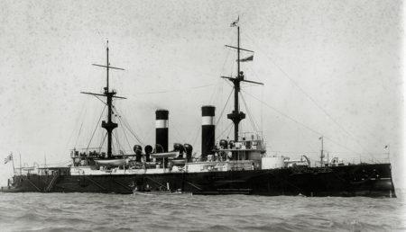 """Броненосный крейсер """"Асама"""""""