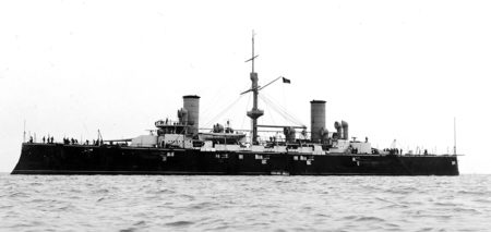 "Броненосный крейсер ""Варезе"""