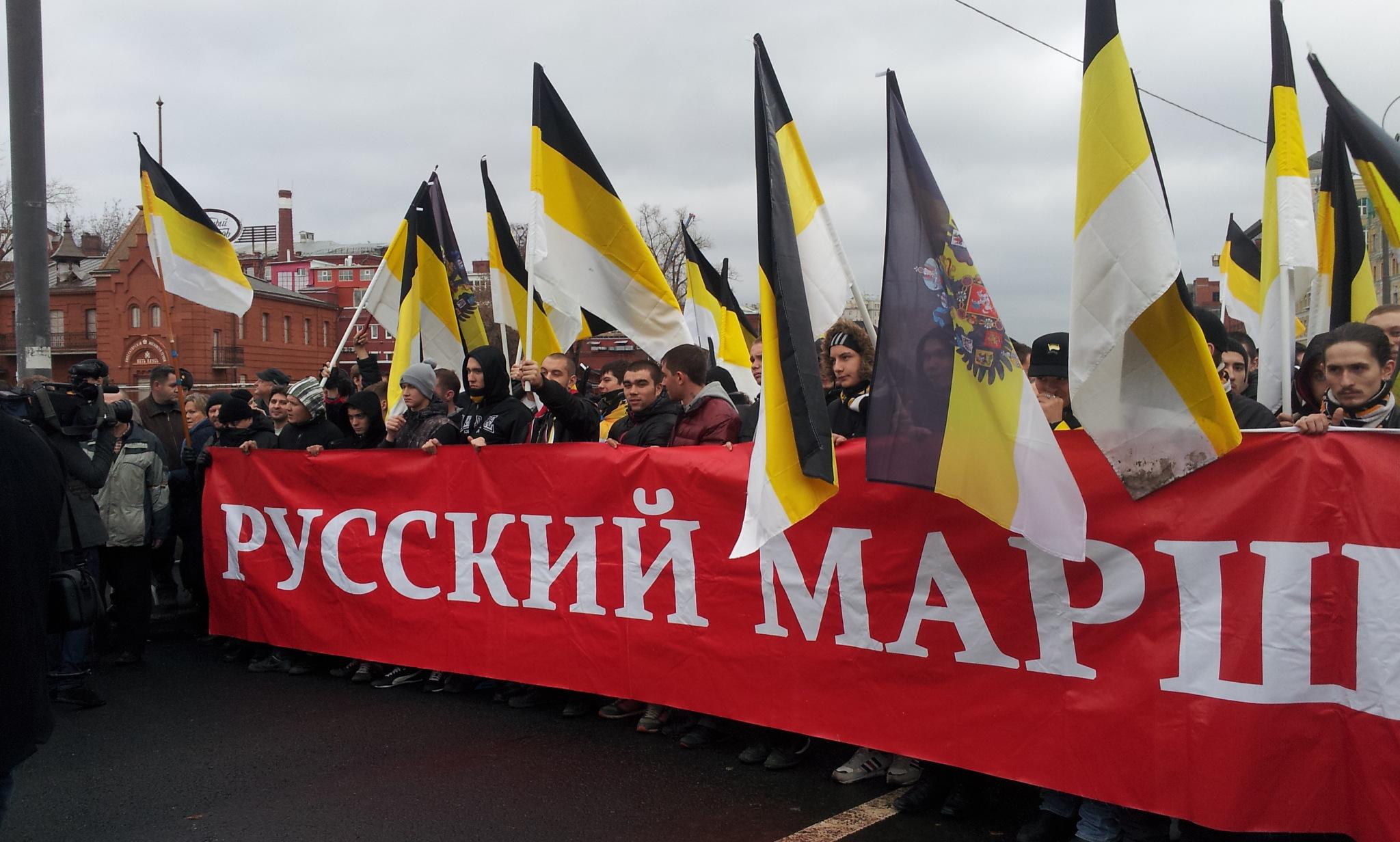 К лидерам нынешних протестов у русских есть справедливые вопросы