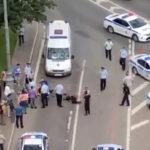 Водитель Яндекс.Такси устроил перестрелку с полицейскими